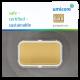 Lingot d'or Umicore certifié de 50 gramme