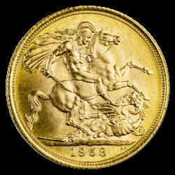 Souverain d'or / Livre diverses années