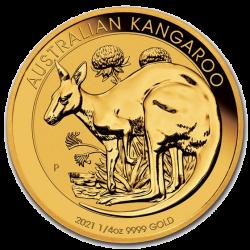 Kangourou 1/4 OZ or 2021