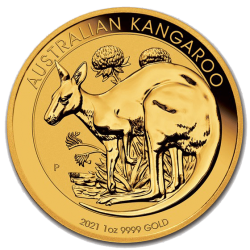 Kangourou 1 OZ or 2021