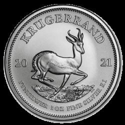 Krugerrand 1 OZ argent 2021