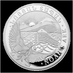 Arche de Noé 2021 1 kg en argent