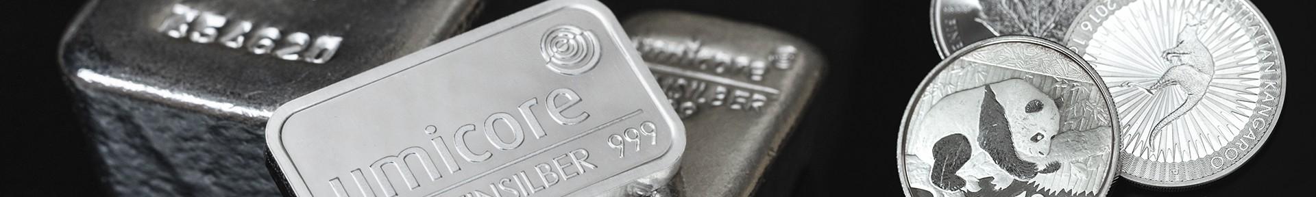 Acheter de l'argent au Comptoir de l'Or